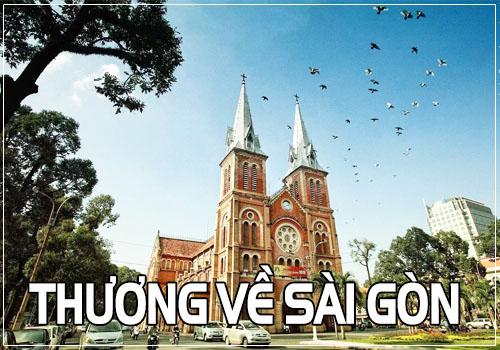 """Hỗ trợ Chương trình """"Thương Về Sài Gòn"""""""